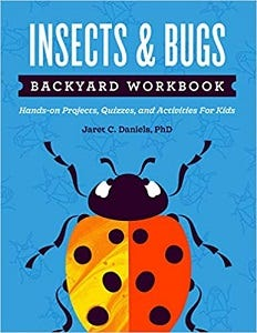 A University of Florida entomologist just released a pair of books to foster kids' fascination with all things insects.