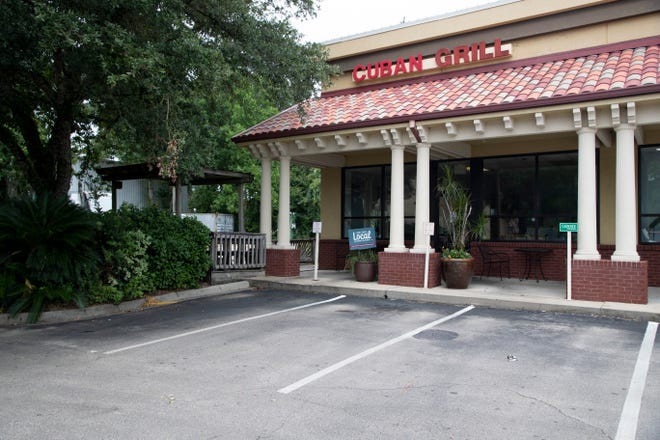 Carlos' Cuban Grill is closed Thursday, July 8, 2021.