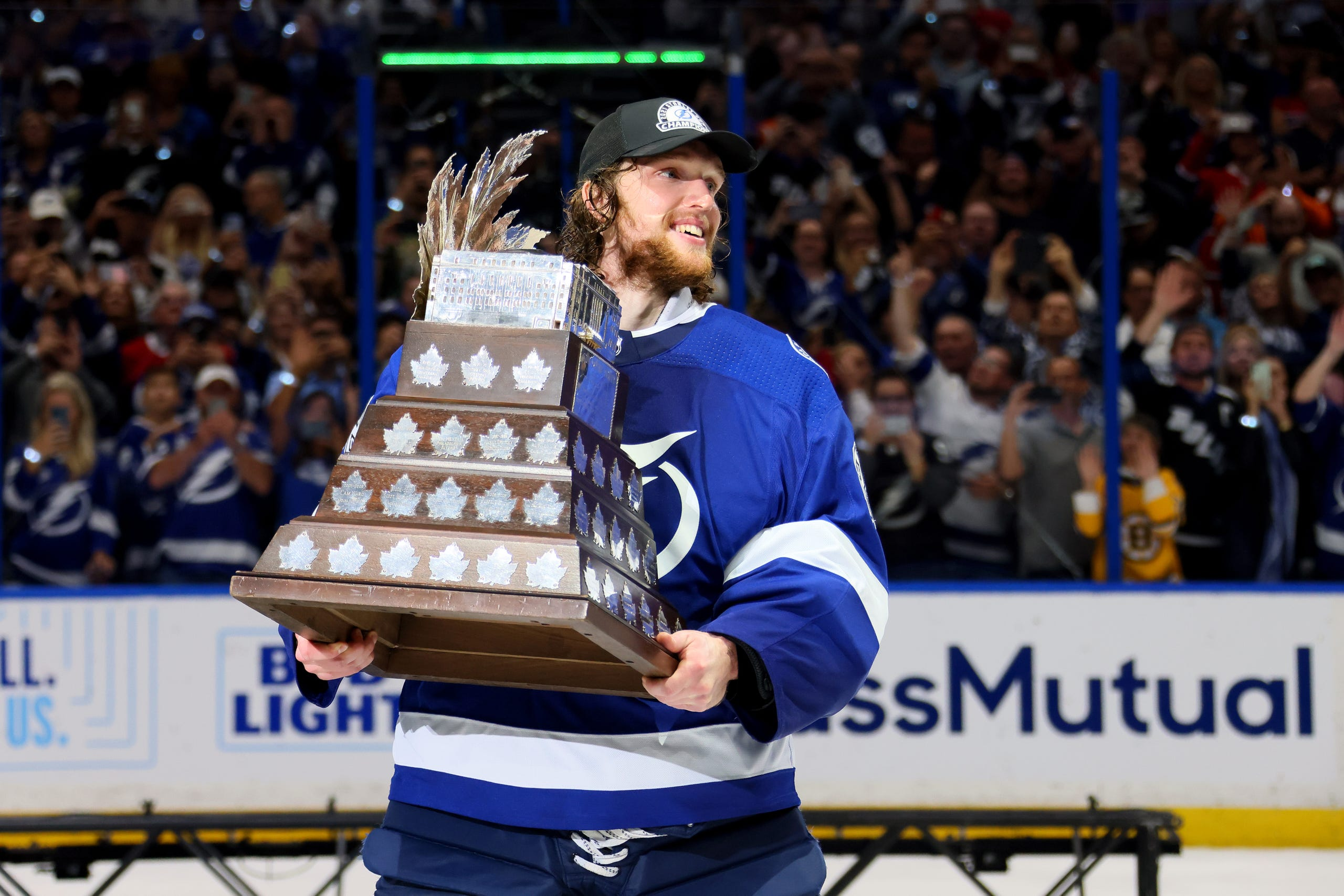 Conn Smythe Trophy winners: Stanley Cup playoff MVPs
