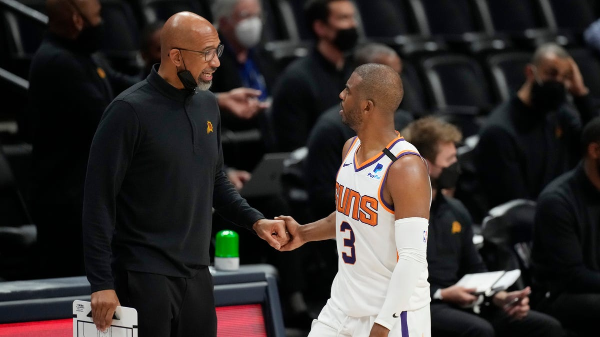 NBA Finals: How Suns' Monty Williams has evolved as a coach to lead his team to the Finals