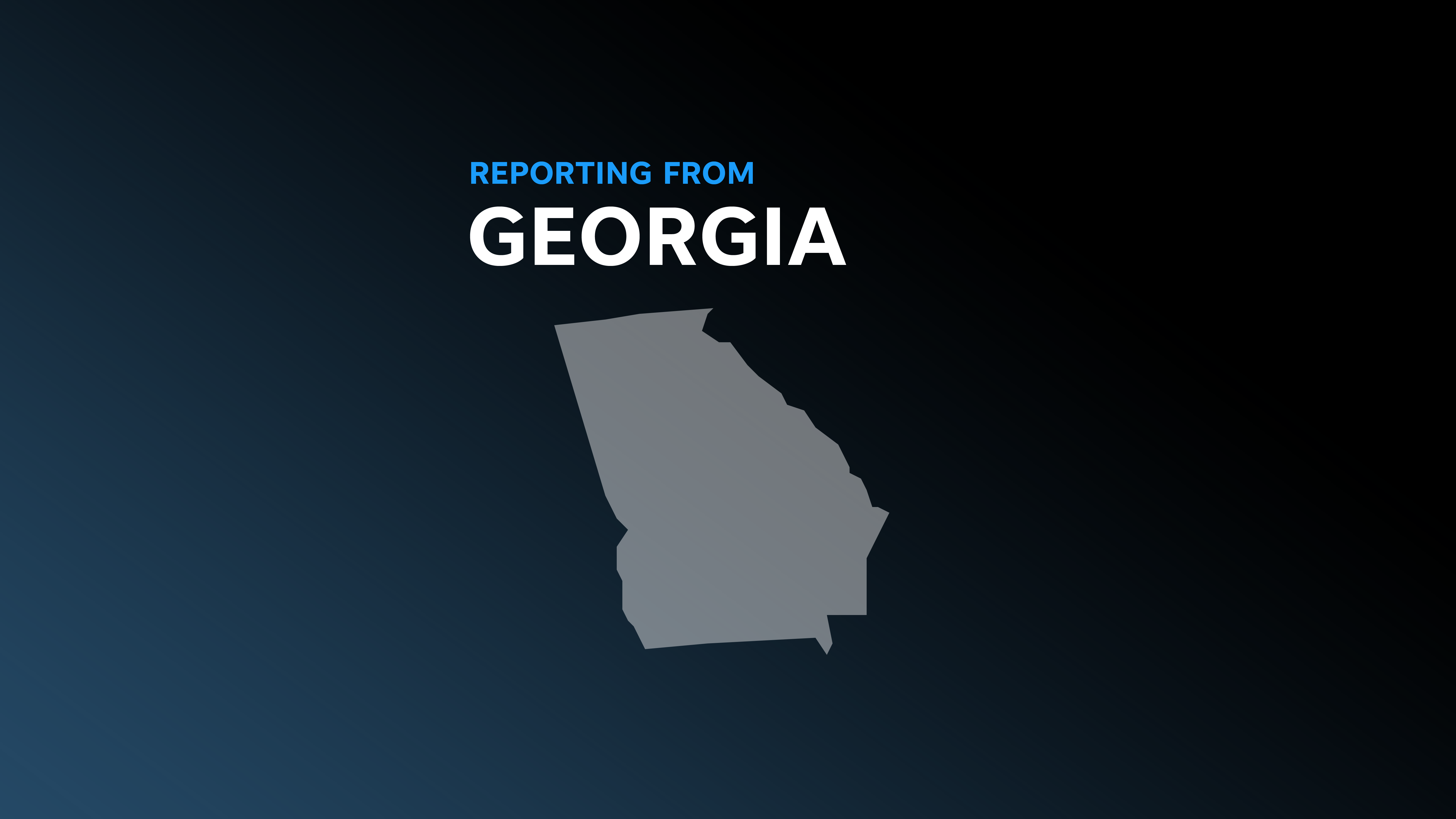 Georgia police officer fatally shot on first day with new department; search for suspect underway