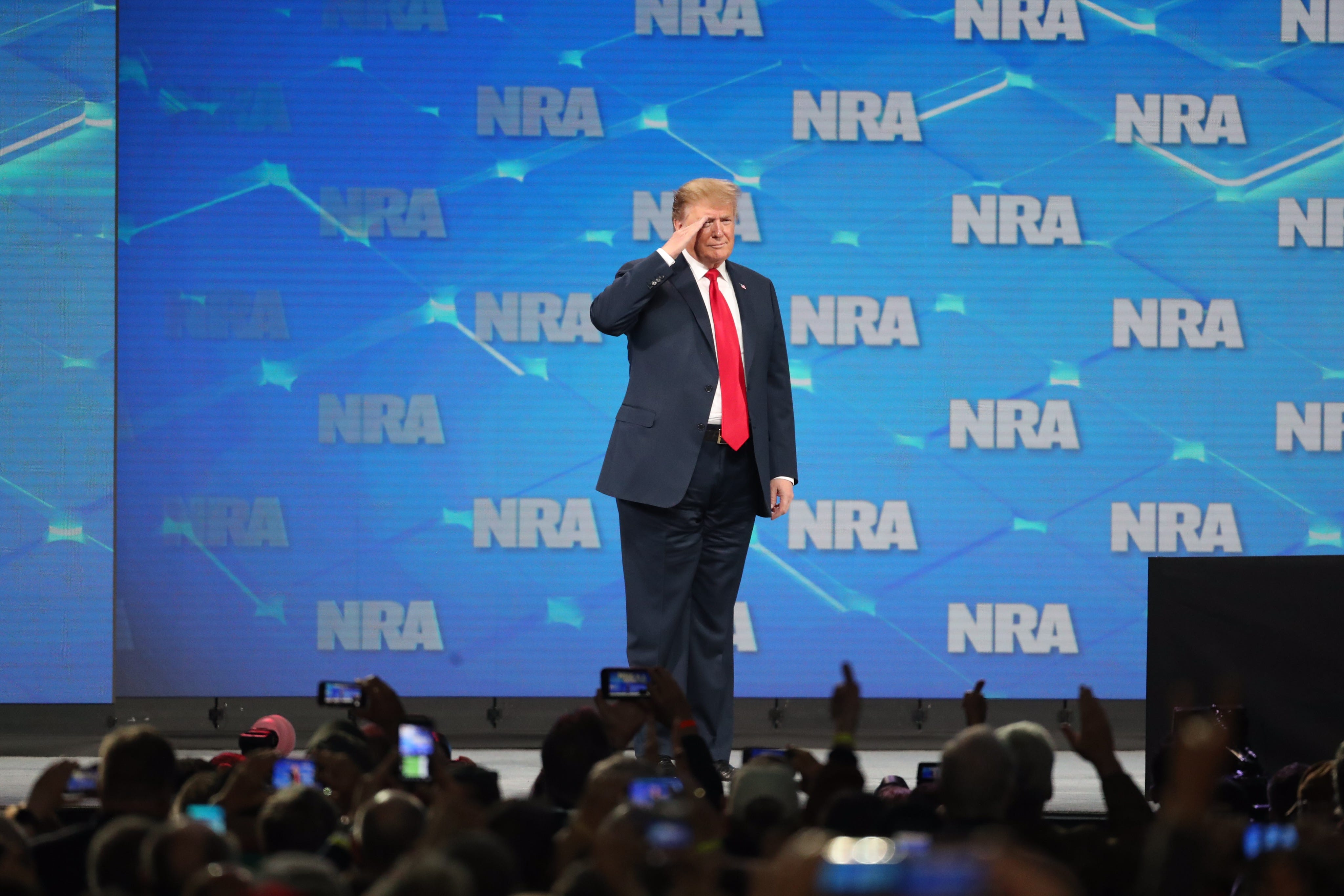 NRA has hobbled the ATF and turned America into a firearm bazaar. Can Biden change that?