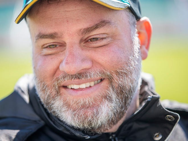 Austin Bold head coach Marcelo Serrano has guided his team to fourth place in the Mountain Division of the USL Championship's Western Conference.
