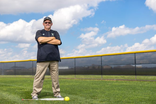 Bushland coach Scott Tankersley was named the Amarillo Globe-News Coach of the Year.
