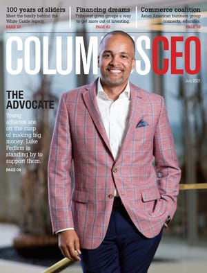 July 2021 Columbus CEO cover
