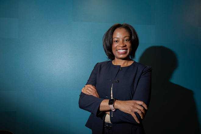 Aisha Allen is OhioHealth's new vice president of culture engagement and inclusion/chief diversity officer.
