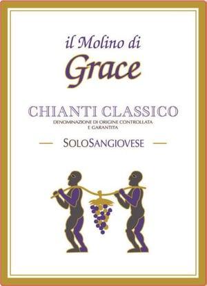 """2017 ChiantiClassico """"Il Molino di Grace"""""""