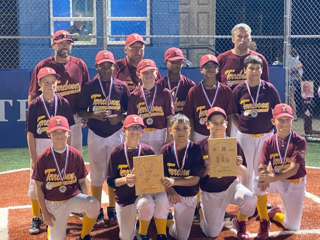 The Terrebonne Parish 10U baseball All-Stars, made up of players 10 or younger,captured the Babe Ruth-Cal Ripken state title June 28 at Peltier Park in Thibodaux.