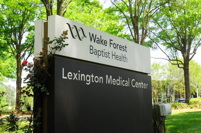 Lexington Medical Center has a new name now that Wake Forest Baptist Health announced its new name as Atrium Health Wake Forest Baptist. The hospital's new name is Atrium Health Wake Forest Baptist Lexington Medical Center.