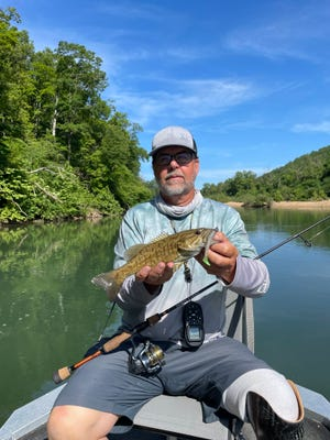Billy Smith is a top guide on the Current River.
