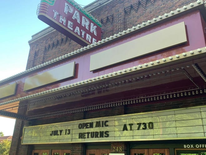 Park Theatre's beloved open mic night tradition will return Tuesday, July 13, after a pandemic-induced hiatus.