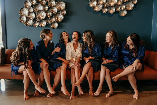 Business at Port 393, a luxury wedding and event venue in Holland, is booming after COVID-19 restrictions on gatherings were lifted by Gov. Gretchen Whitmer in June.
