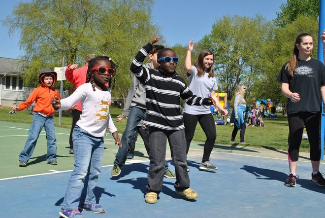 The YMCA of Western North Carolina is hosting its annual Healthy Kids Day Saturday, July 17 at Patton Park to help kids be kids.