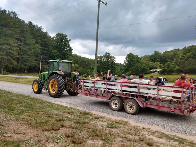 BBBS of Henderson County recently had a Field Day at North River Farms for Littles and their families, Bigs and other guests.