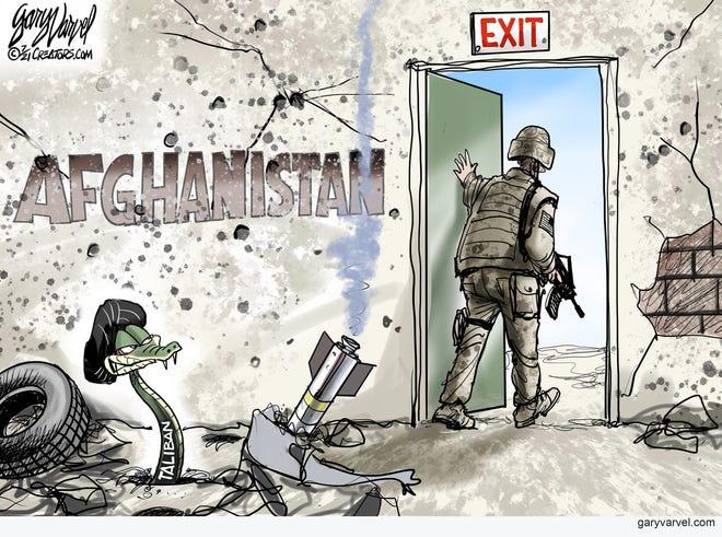 Today's editorial cartoon (July 10, 2021)