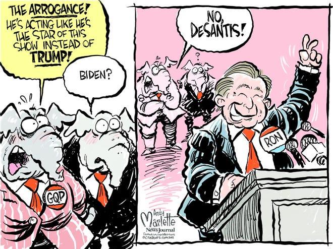 Today's editorial cartoon (July 11, 2021)