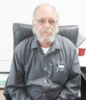 Ron Clodfelter, superintendent of Las Animas Light and Power.
