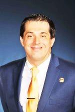Matthew Vavro named head women's basketball coach at Otero College.