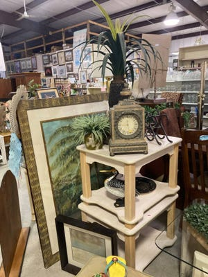 The Habitat ReStore offers a variety of home goods and furniture.