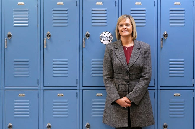 April Grace has been superintendent of Shawnee Public Schools since 2016.