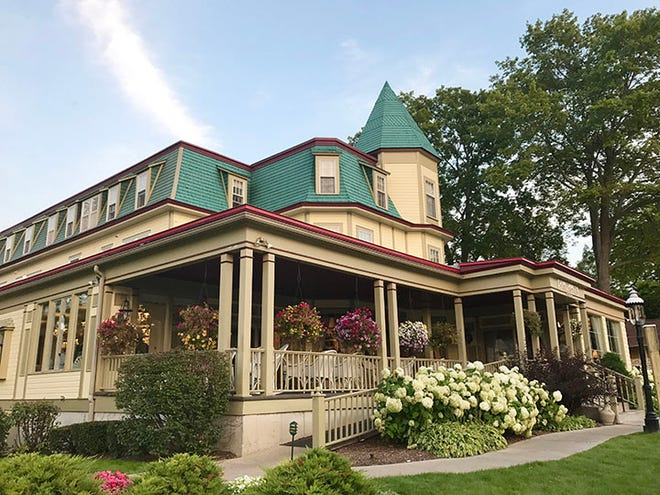 Sixty years after Stafford and Janice Smith acquired it in 1961, Stafford's Bay View Inn is now one of five lodging and dining properties operated by Stafford's Hospitality.