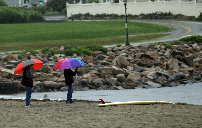 The National Weather Service in Gray, Maine, issued a Flash Flood Watch for much of New Hampshire from Thursday morning, Aug.19through late Thursday night.