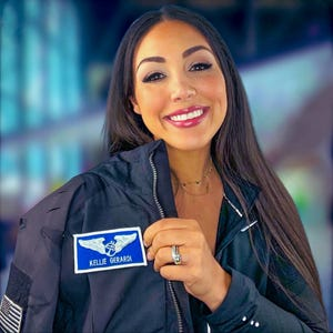 Kellie Gerardi of Jupiter is training to take a Virgin Galactic flight into space.  - bd4800bb b9df 4e82 bf95 66d39b0ed760 KELLIE GERARDI 3 - Jupiter mom going to space on Virgin Galactic mission