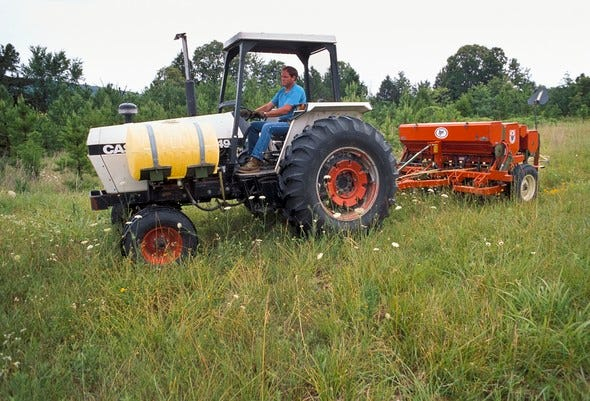 Hunters and wildlife watchers can create a field on their property that will attract wildlife with tips from MDC's Food Plots for Wildlife program, hosted by Jay Henges Shooting Range Tuesday, Aug. 3 from 6- 8 p.m.