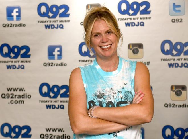 Jennifer Novakovic, also known as Jenny Lyte, is the new afternoon DJ at Q92 (WDJQ).