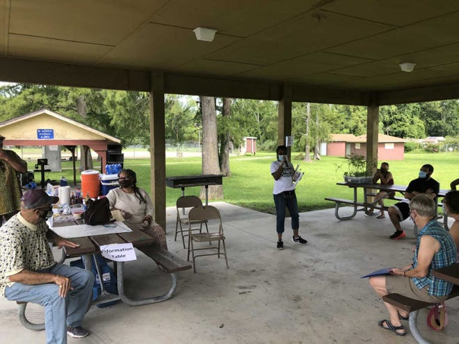 The New Bern People's Assembly will hold a public meeting Saturday at Henderson Park  to discuss Affirmative Action and the city of New Bern.