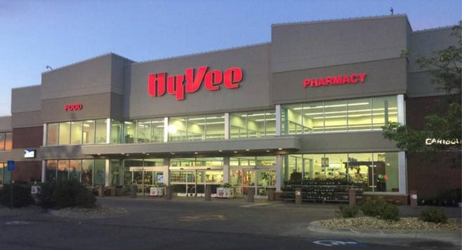 An employee found child pornography on a cell phone left inside this Hy-Vee store at 2951 S.W. Wanamaker Road, said Shawnee County District Attorney Mike Kagay.