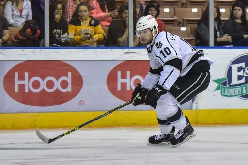 The Worcester Railers announced Friday the signing of Westborough's Jordan Lavallee-Smotherman.