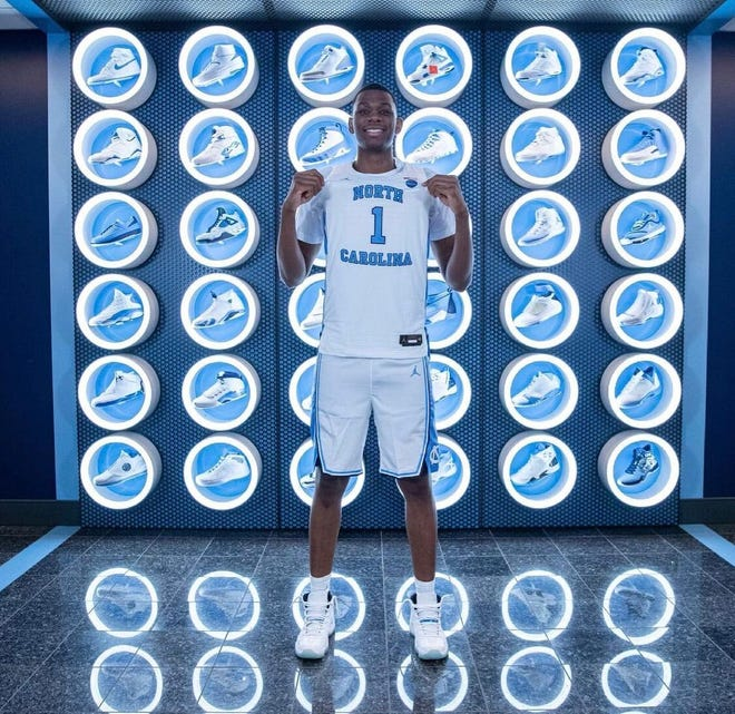 Jalen Washington, a five-star power forward/center from Indiana and the No. 21 recruit in the class of 2022, officially visited UNC basketball in early June. The Tar Heels, fresh off landing Marquette transfer Dawson Garcia, have earned four 247Sports Crystal Ball predictions to sign Washington in the last two days.