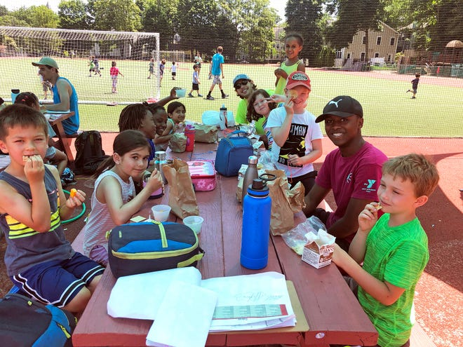 The West Suburban YMCA, 276 Church St., Newton, is a meal site for Summer Eats, Massachusetts' summer food service program.
