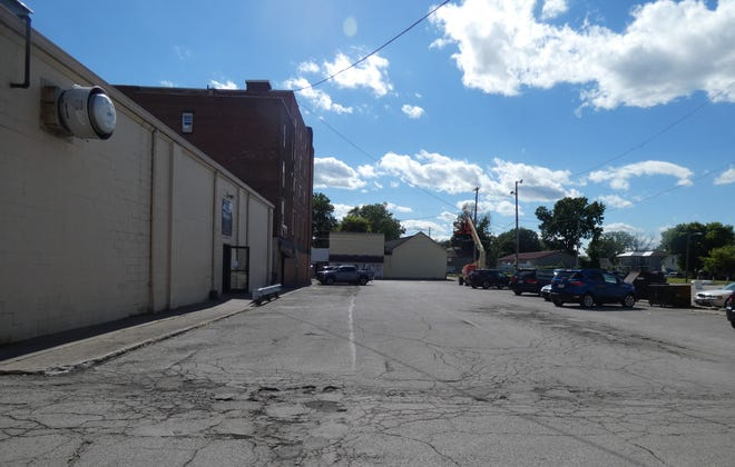 Planned improvements to Bucyrus City Lot 3 will cost an estimated $120,500.