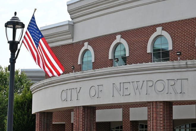 The city of Newport announced a new barrier will be built at River City Metals to reduce noise coming from the industry situated on the Licking River on the city's southwest side.