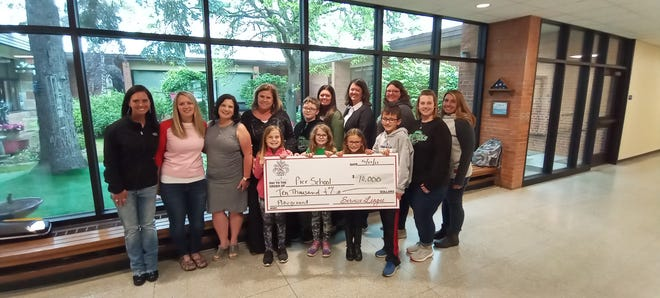 Pier Elementary School, PTO fundraising for new Pier Playground upgrades