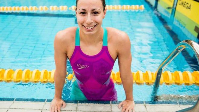 Nekdanja plavalka Tennesseeja Tjasa Bentar bo za Slovenijo nastopila na olimpijskih igrah v Tokiu