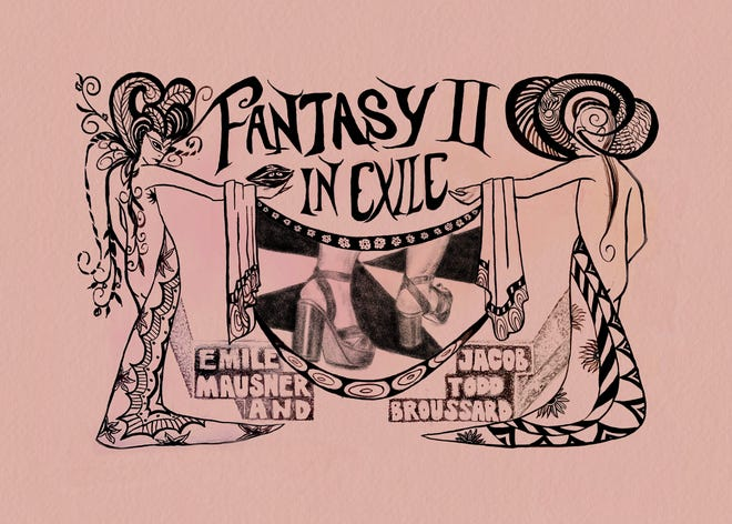 'Fantasy II in Exile,' the newest art exhibit at the Acadiana Center for the Arts, encourages viewers to have authentic imagination, maybe leave with the desire to construct their own fantasies.The exhibition is opening during the July ArtWalk, July 10,and will run til Nov. 13 in the AcASide Gallery.