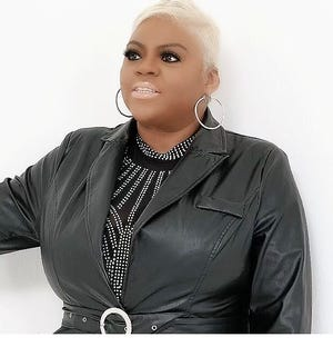 """Mayvis Payne, formerly of Mansfield, is the author of """"Lipgloss Chronicles: Confessions of a Celebrity Makeup Artist."""""""