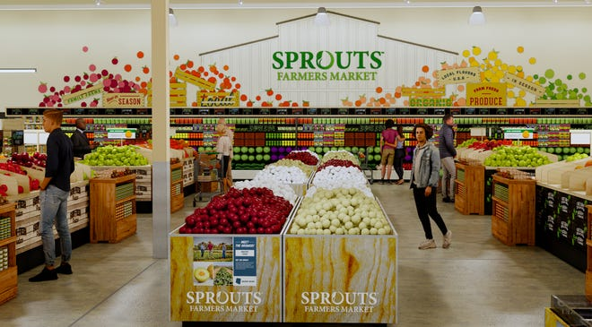 Sprouts Farmers Market is opening a new store at 4201 Thunderbird Road on July 21, 2021.