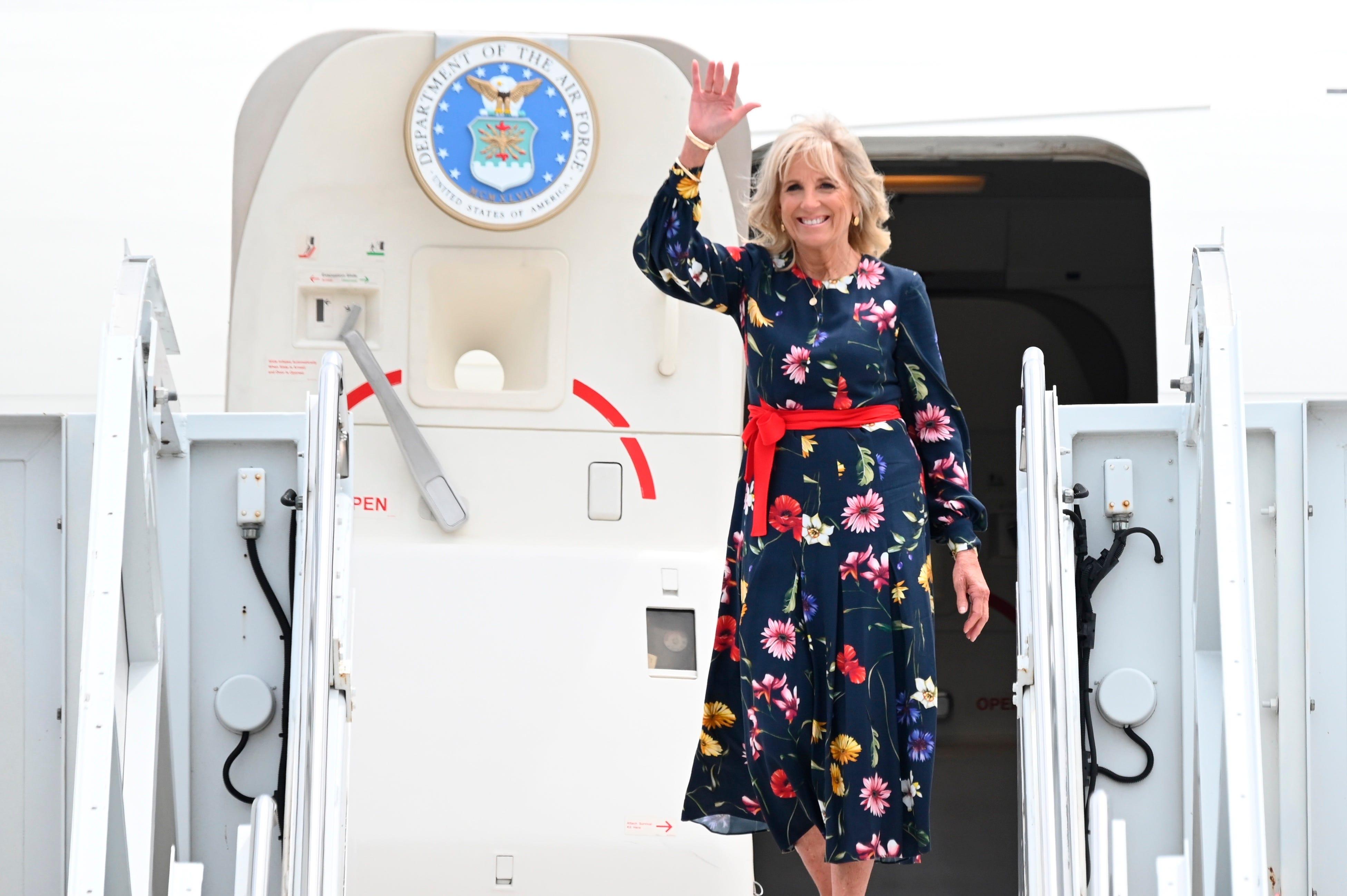 Jill Biden s Tokyo trip, Milwaukee parade, Prince George s birthday: 5 things to know Thursday