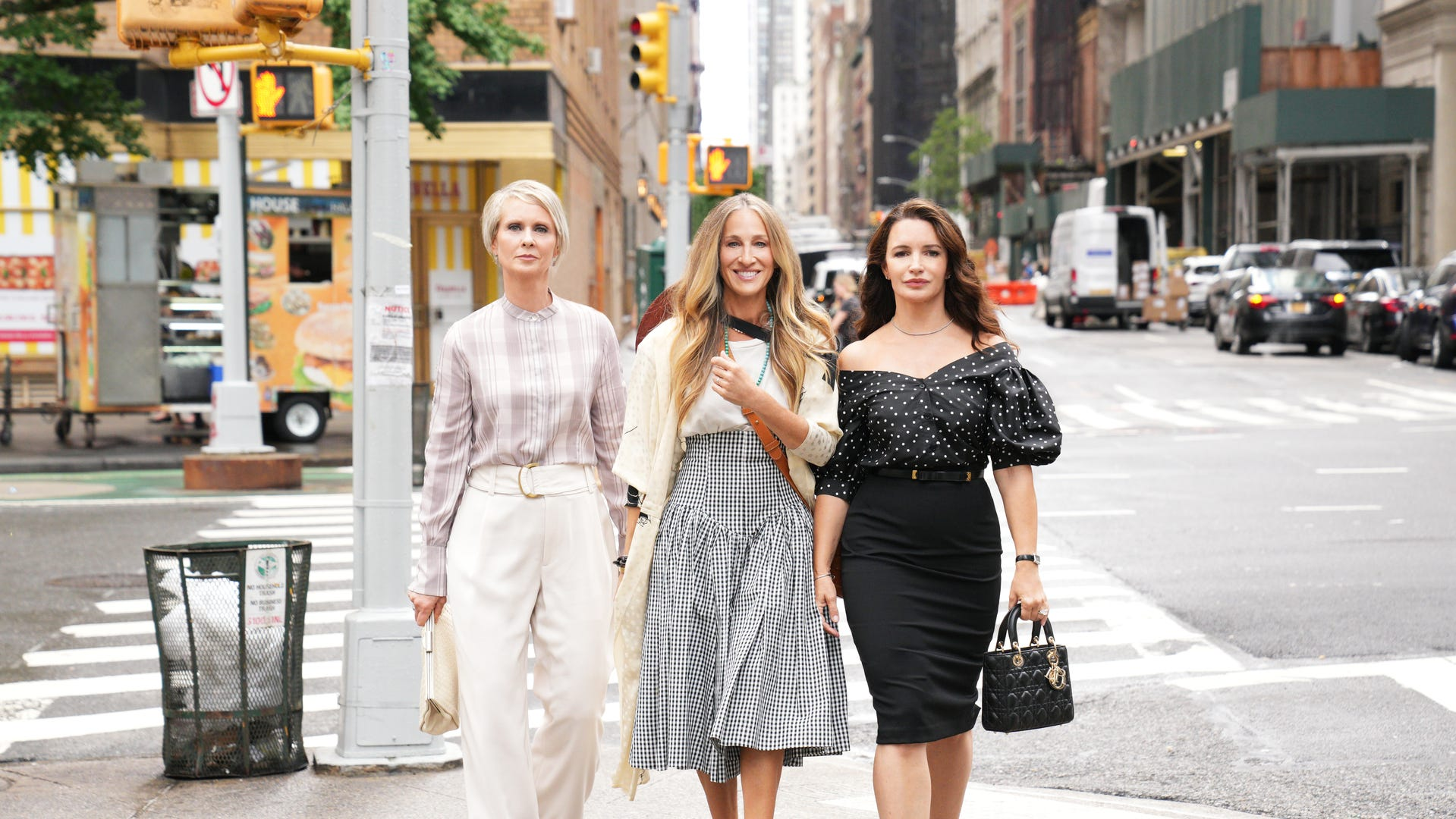 'Sex and the City' reboot: See the first-look photo of HBO Max's 'And Just Like That...'