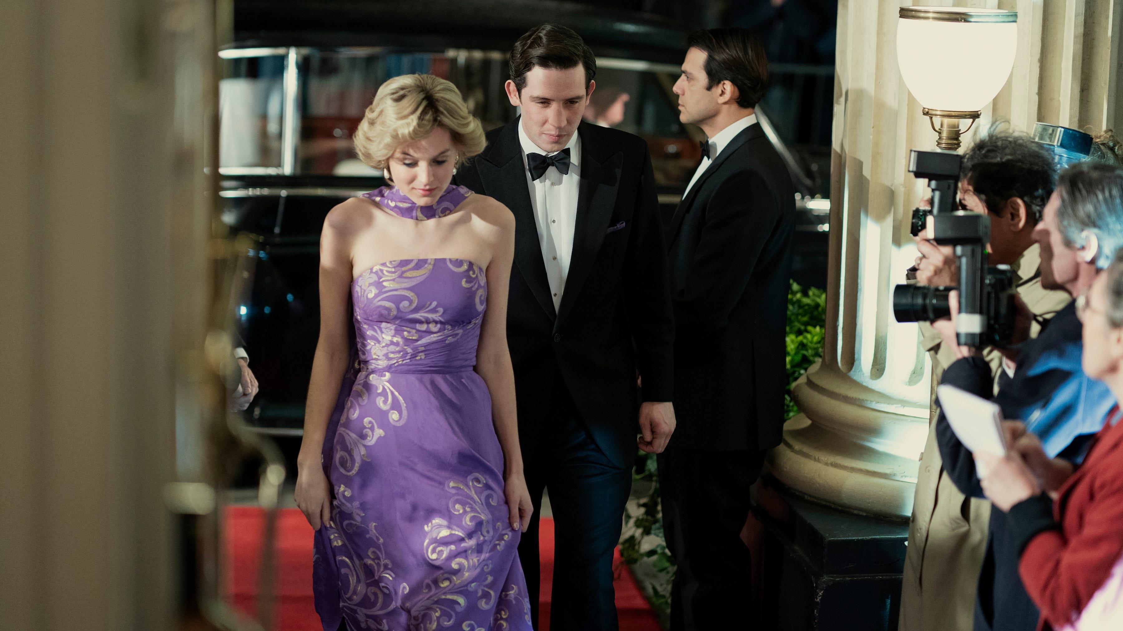 """Best drama: """"The Crown,"""" Netflix."""