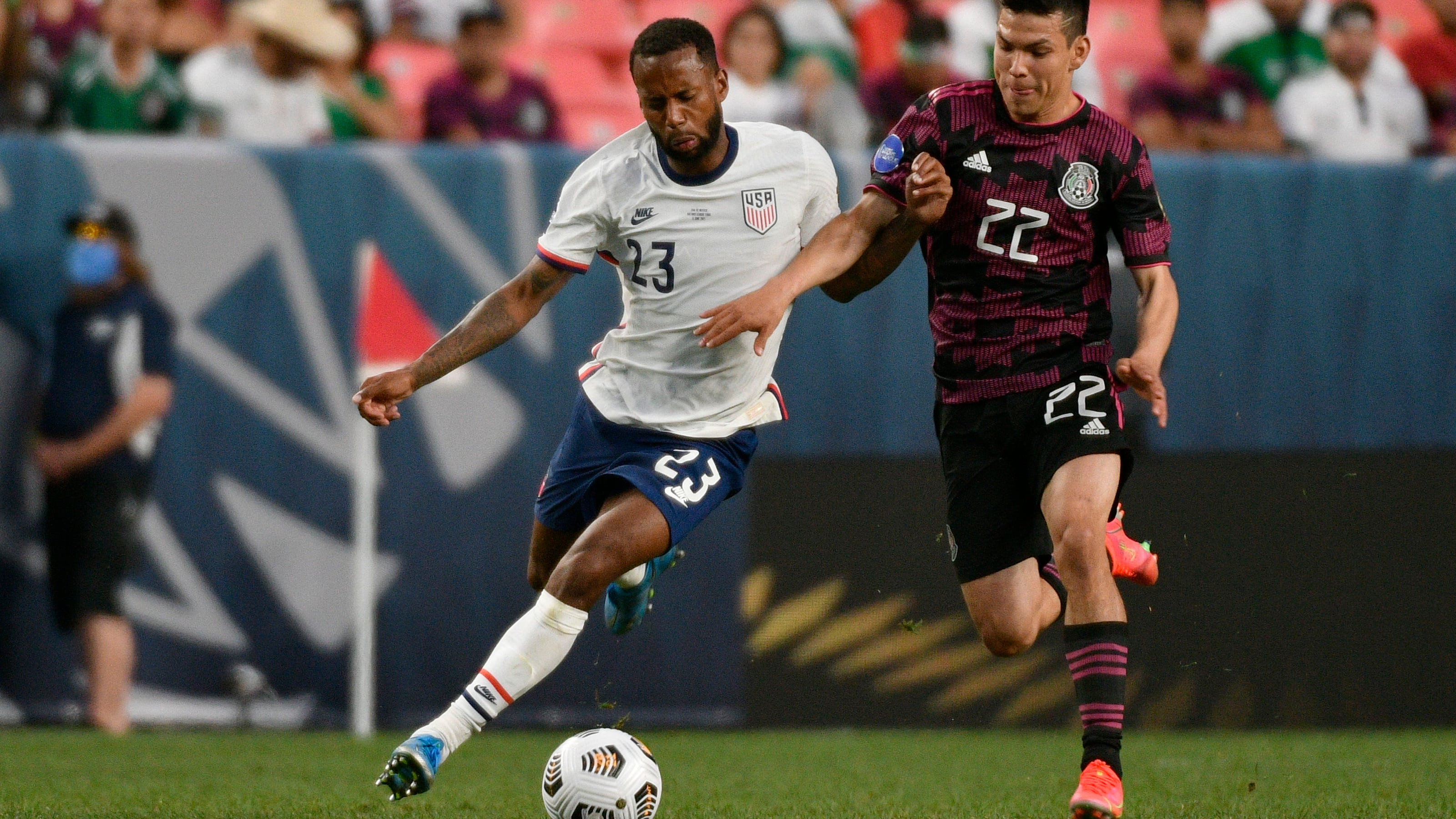 Concacaf Gold Cup 2021: Live stream, how to watch on TV, betting odds, game times
