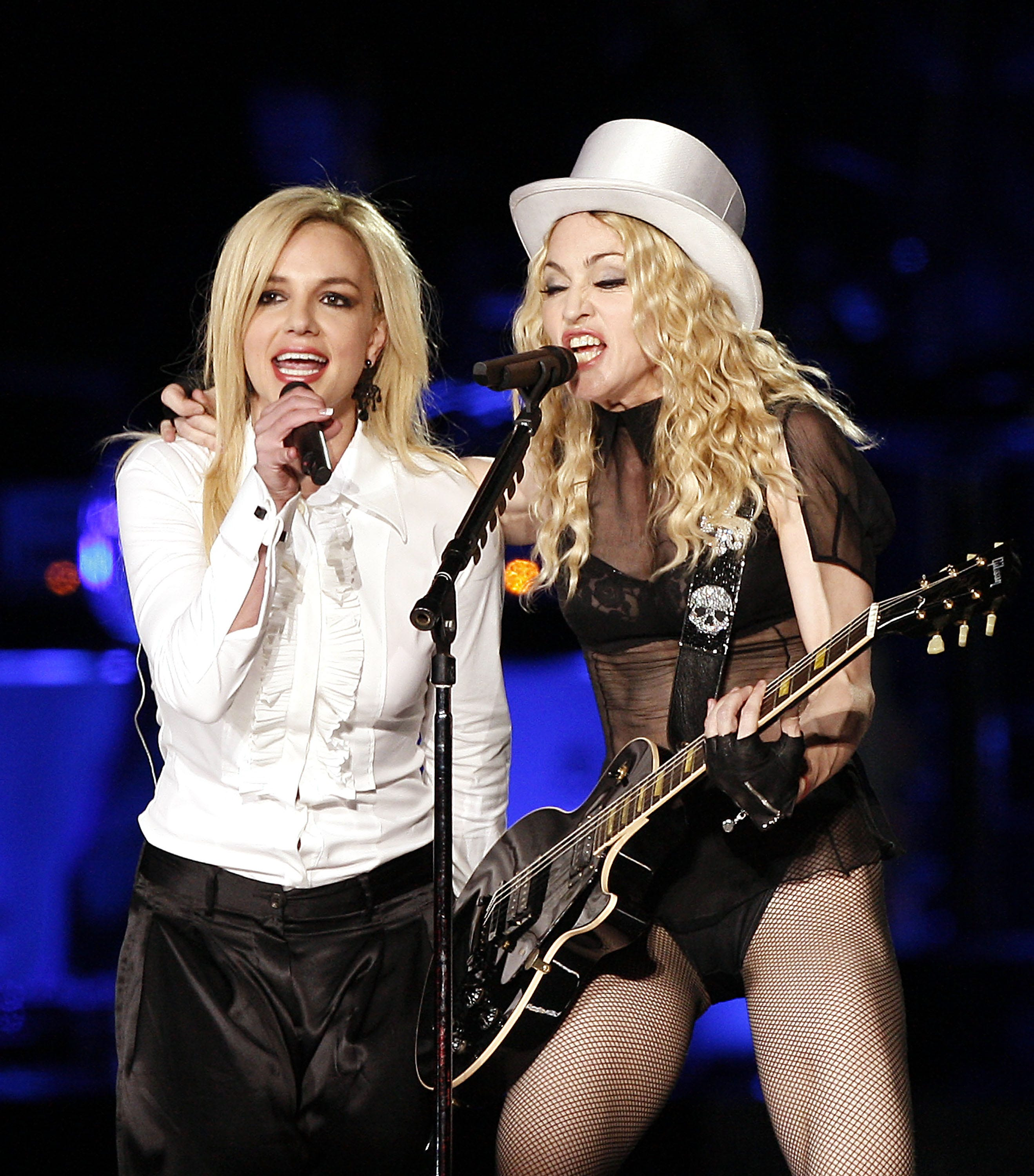 Madonna backs Britney Spears in fiery post:  This is a violation of human rights!
