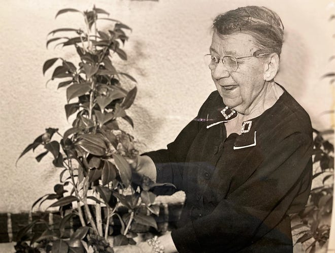"""Josephine """"Miss Josie"""" Bodeker became Augusta's first female school principal at Monte Sano School, and state officials later called it """"the best equipped school in Georgia."""""""