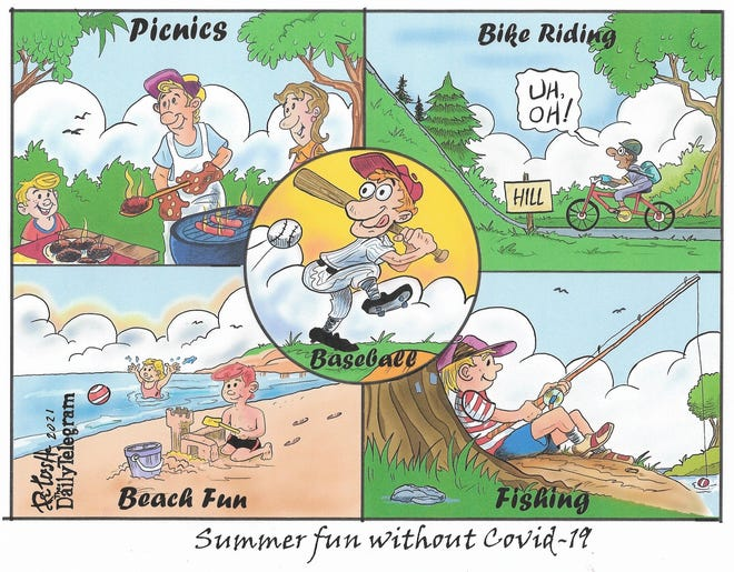 Summer fun without COVID-19