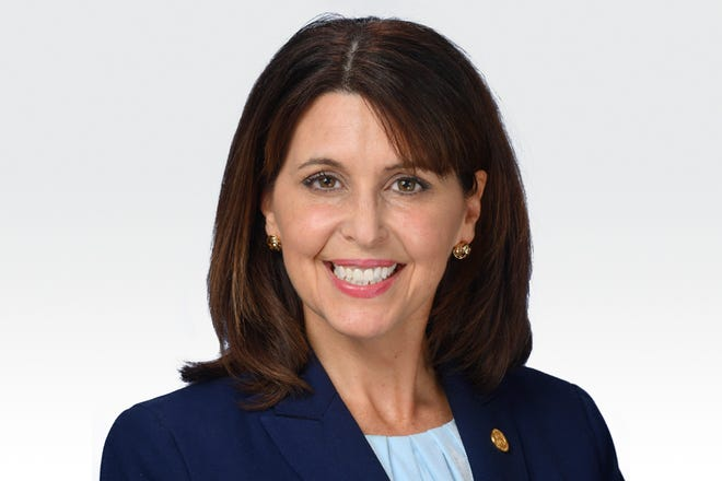 State Rep. Bronna Kahle, R-Adrian