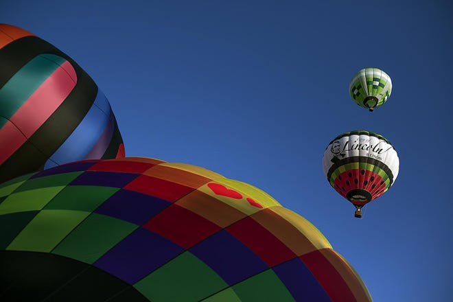 After a year off, The Great Balloon Race is floating back into town.The event kicks off Friday, July 23at Lake Storey Park.